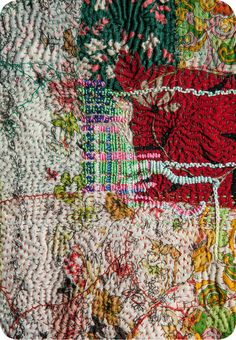 Debra Weiss    http://www.specksandkeepings.com/product/soft-floral-stitching
