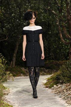 Chanel DÉFILÉ HAUTE COUTURE   PRINTEMPS-ÉTÉ 2013