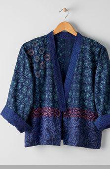 16 Best kimono images | Kimono, Kimono fashion, Sewing clothes