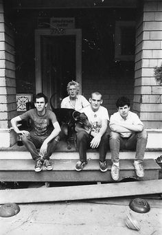 minor threat... Awesome tunes!! Definitely in my vast collection of Punk music (classic)