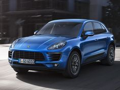 Macan: Porsche's Smallest, Cheapest SUV Model