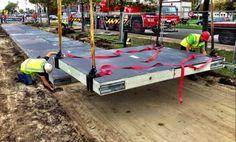 Energie-Revolution: Holländer bauen Fahrradweg aus Solarmodulen
