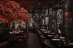 2016 Restaurant & Bar Design Awards Announced,Tattu (Spinningfields, Manchester, UK) / Edwin Pickett . Image Courtesy of The Restaurant & Bar Design Awards