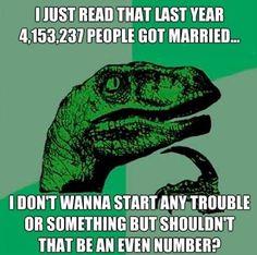 Thinking Dinosaur read funny memes jokes meme lol comedy humor lmao