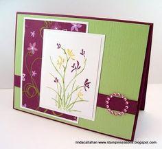 Stampin' Seasons: Stop and Smell the Roses.........PPA37....
