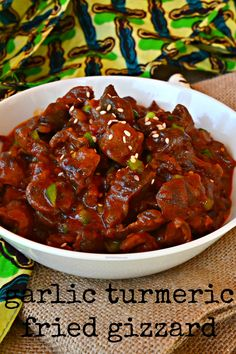 A delicacy in most Kenyan cultures my garlic and turmeric fried gizzard recipe will elevate the flavors of this organ meat to something you ll never forget Fried Gizzards, Gizzards Recipe, Chicken Gizzards, Chicken Giblets, Meat Recipes, Gourmet Recipes, Cooking Recipes, Healthy Recipes, Turkey Recipes