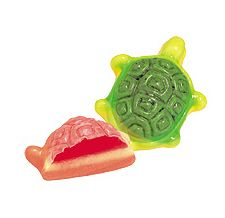 Gummi Turtles Filled, Vidal Candy, Gummi Candy, Bulk Candy