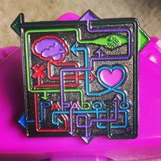Papadosio schematic pin