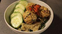 Quinoa, Grains, Rice, Make It Yourself, Terra, Tofu Meatballs, The Hunger, Veg Recipes, Strong
