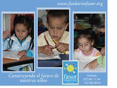 www.fundacionfasor.org   Email: fasorelretiro@fundacionfasor.org   Contacto: (57) 541 17 44 | 310 426 88 24