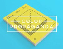 Color Propaganda Stationery and Postcards