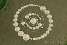 real crop circles