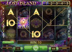 Lost Island slotmaskin - Denne spilleautomaten vil ta med spillerne på en eventyrlig og vill tur da man skal ut på en mystisk øy som har blitt fylt opp med skatter og en rekke mystiske hemmeligheter....http://www.spilleautomater-online.com/spill/lost-island-slotmaskin