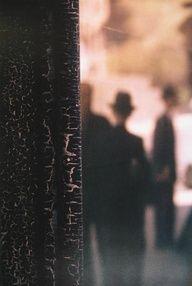 Saul Leiter  Cracks, 1957