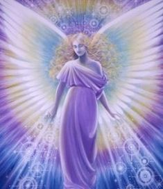 Archangel Muriel, patron saint of Empaths and the angel of peace and harmony. Angel Protector, Angel Spirit, Angel Guide, I Believe In Angels, Angel Pictures, Angel Images, Angels Among Us, Angels In Heaven, Heavenly Angels