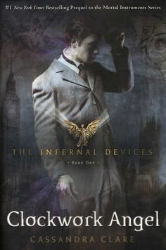 I like the Infernal Devices series better than the Mortal Instruments, but that might be because it's set back in time and Will and Jem both have my hearts. Swoon!