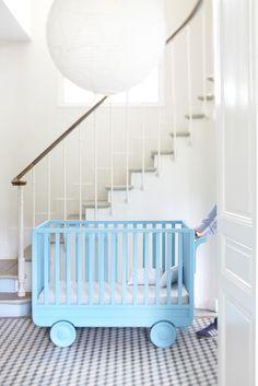 Adorable #crib. #nursery