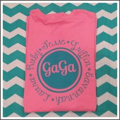 A gift shoppe with monogrammed unique items offering vinyl personalization.