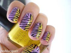 Nail Stamping Designs - Nail Art 101