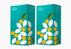 Packaging for herbal pharmacy Zdravlje designed by Peter Gregson