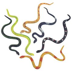 Vinyl Snakes - 48 Count >>> Click here for more details @