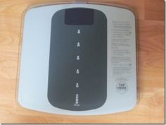 The Zero Scale... I want this! It doesn't show your actual weight, just the pounds gained/lost--what a great idea!