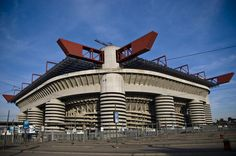 Milan Football San Siro Stadium Tour - Lonely Planet