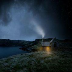 """""""Stone House, Derbyshire, England"""" - photo via rinske"""