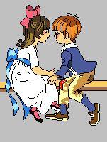 """Desgarga+gratis+los+mejores+gifs+animados+de+besos.+Imágenes+animadas+de+besos+y+más+gifs+animados+como+corazones,+nombres,+animales+o+letras"""""""