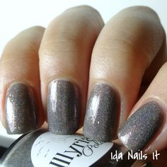 Ida Nails It: Illyrian Polish Color4Nails Exclusives: Swatches and Review