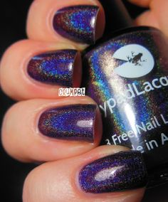 Lilypad Lacquer True Blood oh my. i simply must have this!