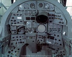 cockpit of tsr2 - Google Search Military Jets, Military Aircraft, Fighter Pilot, Fighter Jets, Aeroplane Flying, Plane And Pilot, Old Planes, Experimental Aircraft, History Online