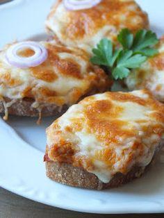 Pizza, Reggio, Baked Potato, Hamburger, Dips, French Toast, Baking, Breakfast, Ethnic Recipes