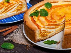 Нежный, легкий, в меру сладкий, с приятным ароматом сочной тыквы – этот творожный пирог с мраморной начинкой затмит даже самый изысканный торт! – читайте на Domashniy.ru
