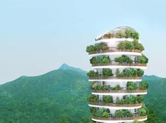 Canopy Tower Takes Condo Living To A New Level