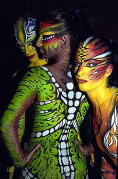 Lo Mejor de Body Paint http://lasmodelos.mx/BODY_PAINT_MEXICO.html
