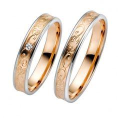 Karikagyűrű pár (KGM-084)