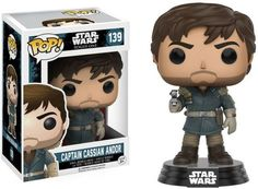 POP SW: Rogue One - Captain Cassian Andor (Mtn)