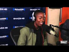 Tish Hyman becomes the First Female Rapper to Freestyle on The 5 Fingers of Death in 2015 - YouTube