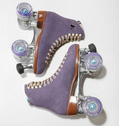 Moxi Lolly Roller Skates - oh these made me smile....fond memories. I don't, however remember roller skates being $300!!! Ouch.