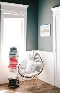 Acapulco Chair – Reading Nook