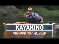 Proper Technique for Paddling a Kayak | How To Articles - Paddling.net