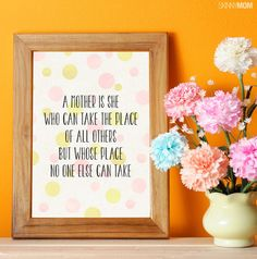 A Mother Is She Digital Print Download – Share More Love