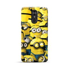 [ Snugly Fit ] Designed for the LG Stylo 4 Durable polycarbonate case Full access to all buttons, controls and functions. [ Protection ] Protect your LG Stylo 4 from scratch. Minion Phone Cases, Custom Iphone Cases, Lip Designs, Note 5, Ipad Case, Free Design, Minions, Iphone 11, Fan