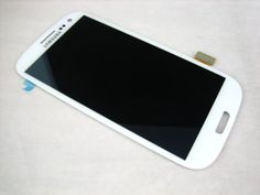Samsung Galaxy S3 SIII GT-i9300 ~ White Full Front LCD Display + Touch Screen ~ Mobile Phone Repair Part Replacement - http://www.computerlaptoprepairsyork.co.uk/mobile-phones/samsung-galaxy-s3-siii-gt-i9300-white-full-front-lcd-display-touch-screen-mobile-phone-repair-part-replacement