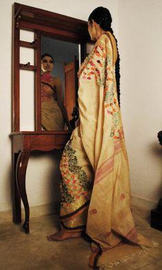 Calantha Saree