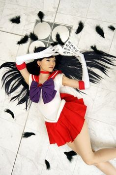 #cosplay -Sailor Mars