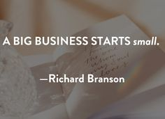 #RichardBranson #SmallBusinesses #noissue #custompackaging Richard Branson, Business Quotes, Starting A Business, Wise Words, Online Business, Boss, Branding, Design, Brand Management