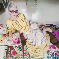 Linda Rodin Shares Her Beauty Rules | Rule # 7: stay true to yourself, and don't be afraid to splurge.