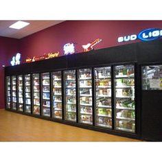 Walk-In Display Beer Cooler - 11 Doors
